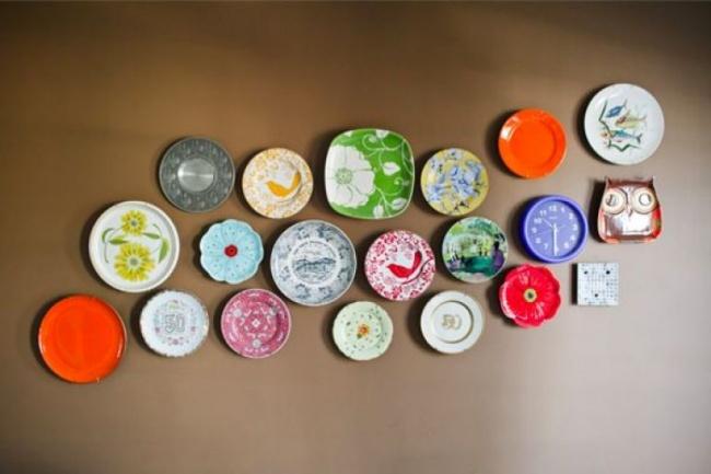 20 FENOMENALNIH ideja kako da DEKORIŠETE zid u stanu ili kući  Mogu Ja To Sa...