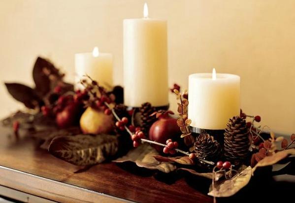 MIRIS jeseni u vašem domu - DEKORACIJA sa šišarkama  Mogu Ja To Sama - Svaki...