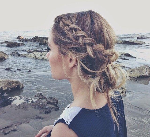 3 ideje za frizure sa pletenicama koje ćete oboŽavati ovog leta