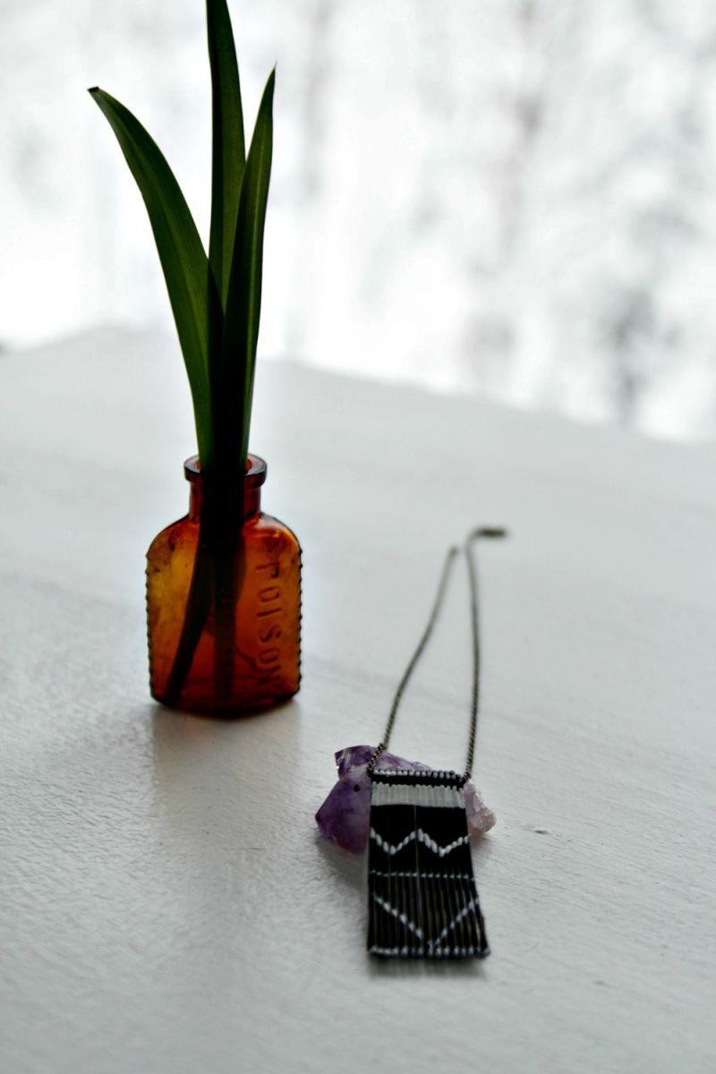 Napravite ogrlicu od ukosnica - brzo i lako  Mogu Ja To Sama - Svaki ženski ...