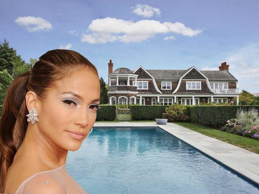 Zavirite u RASKOŠNI dom Jennifer Lopez vredan 15 MILIONA dolara!  Mogu Ja To...