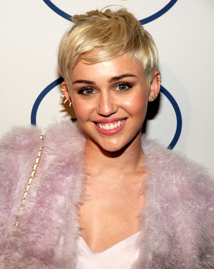 Miley cyrus nude fake website