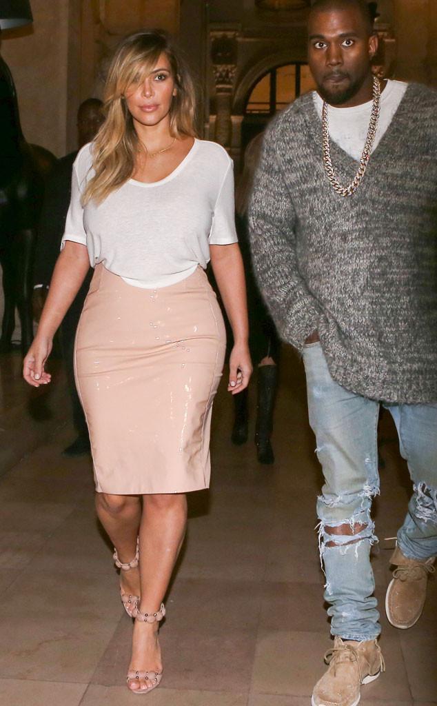Stil Kim Kardashian nakon porođaja - galerija | Mogu Ja To ...