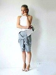 6 načina da majicu obučete kao suknju  Mogu Ja To Sama - Svaki ženski trik n...