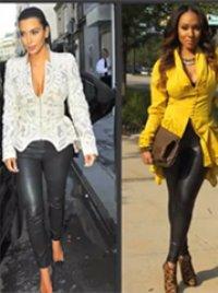 3 ŠIK načina da nosite crne KOŽNE pantalone ove jeseni  Mogu Ja To Sama - Sv...